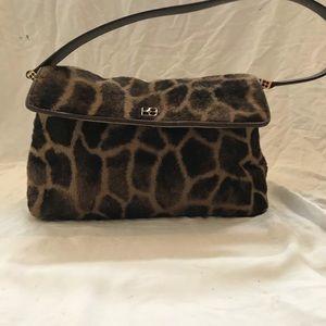 Leopard Print Kate Spade Shoulder Bag